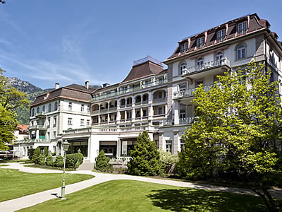 Wyndham Grand Bad Reichenhall Axelmannstein ****