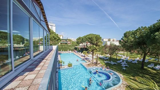 Präventionsreise ins Hotel Terme Milano ***