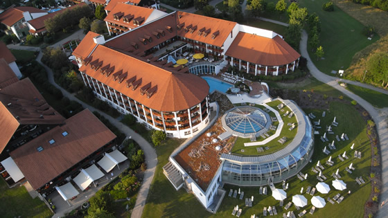 Quellness Golf Resort Hotel Fürstenhof ****S
