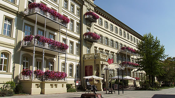Hotel Victoria Bad Kissingen Angebote